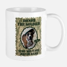 Honor the Soldier Mug