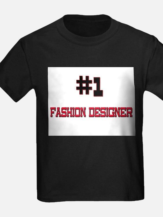 Number 1 FASHION DESIGNER T