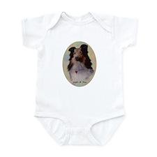 Sheltie Dog Infant Bodysuit