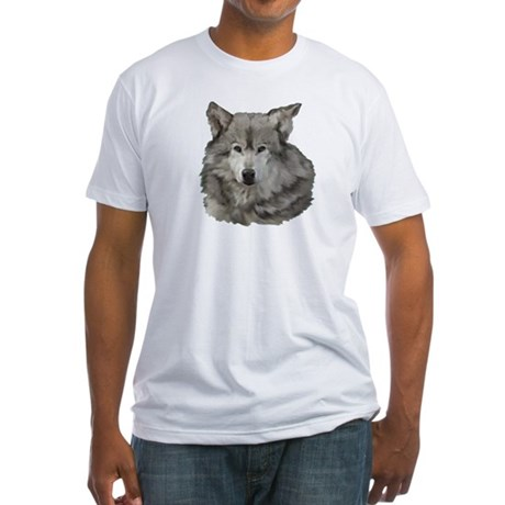 Sheltie Dog Fitted T-Shirt