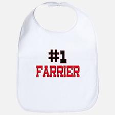 Number 1 FARRIER Bib