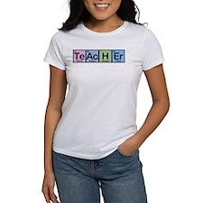 Teacher made of Elements Tee