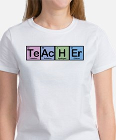 Teacher made of Elements Tee