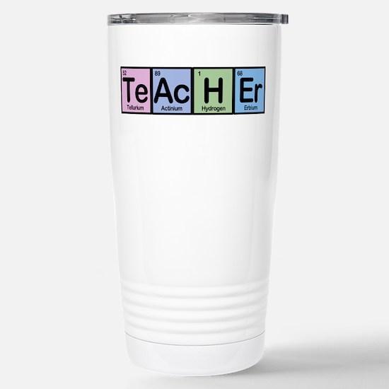 Teacher made of Elements Stainless Steel Travel Mu