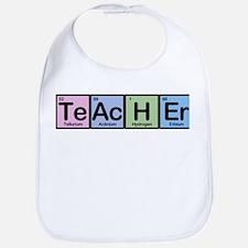 Teacher made of Elements Bib