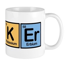 Broker made of Elements Mug