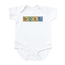 Broker made of Elements Infant Bodysuit