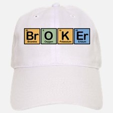 Broker made of Elements Baseball Baseball Cap