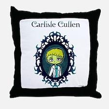 Twilight Carlisle Throw Pillow