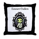 Twilight Emmet Throw Pillow