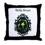 Twilight Bella Swan Throw Pillow
