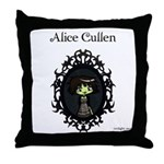 Twilight Alice Cullen Throw Pillow