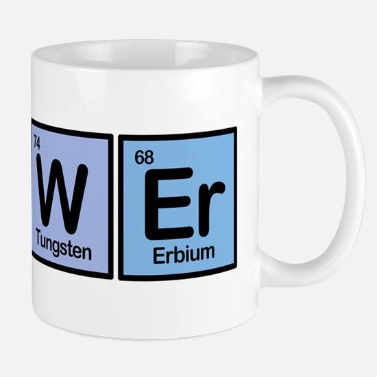 Brewer made of Elements Mug