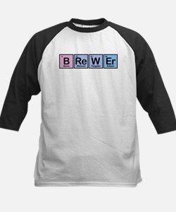 Brewer made of Elements Kids Baseball Jersey