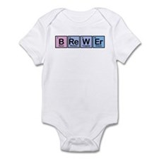 Brewer made of Elements Infant Bodysuit