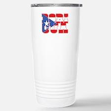 Boricua Bold Travel Mug