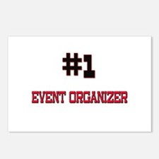 Number 1 EVENT ORGANIZER Postcards (Package of 8)