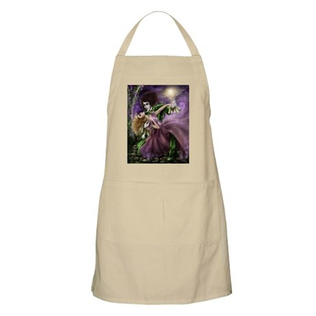The Weed BBQ Apron