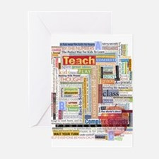 Teacher Greeting Cards (Pk of 20)