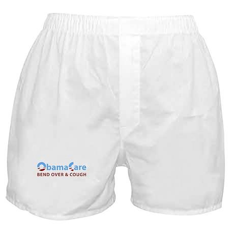 Obama Care Boxer Shorts