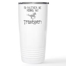 Rather Be-Trakehner! Travel Mug