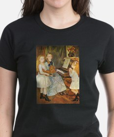 Renoir Daughters of Catulle Mendes T-Shirt