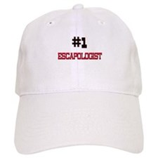 Number 1 ESCAPOLOGIST Baseball Cap