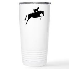 h/j horse & rider Travel Mug