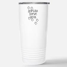 Morgan Horse Mom Stainless Steel Travel Mug