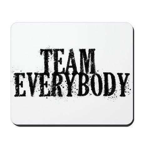 Team Everybody Mousepad
