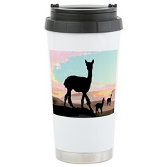 Desert Hills Alpacas Travel Mug