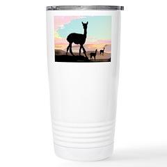 Desert Hills Alpacas Travel Mug