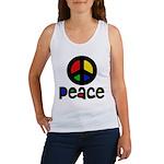Peace Women's Tank Top