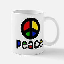Peace Small Small Mug