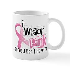 I Wear Pink - YOU Mug