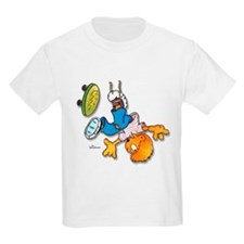 Oh Nuts! Skater  Kids T-Shirt
