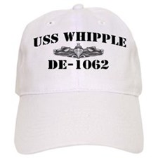 USS WHIPPLE Baseball Cap
