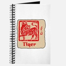 Zodiac Tiger Journal