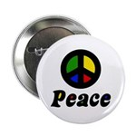 "Peace 2.25"" Button (100 pack)"