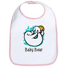 Baby Bear (Polar Bear) Bib