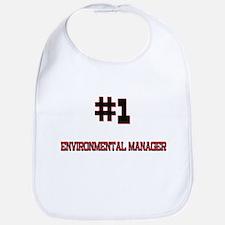 Number 1 ENVIRONMENTAL MANAGER Bib