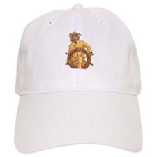 Pig Lid in White or Khaki