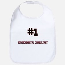 Number 1 ENVIRONMENTAL CONSULTANT Bib