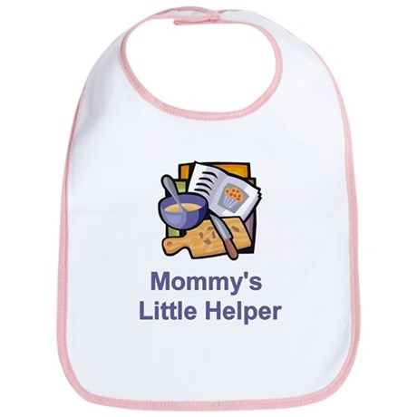 Mommy's Little Helper (Chef) Bib