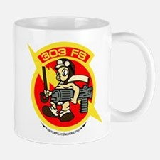 303rd FS Mug
