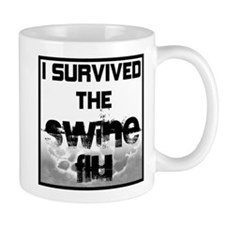 I Survived The Swine Flu Mug