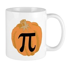 Pumpkin Pie (Pi) Mug