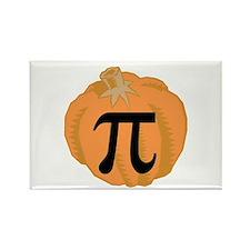 Pumpkin Pie (Pi) Rectangle Magnet
