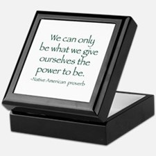 We Can Only Be Keepsake Box