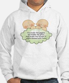 Twin Giggles Hoodie